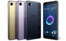 HTC представила две новинки: Desire 12 и Desire 12+