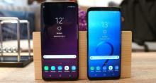 Владельцы Samsung Galaxy S9 и Galaxy S9+ жалуются на смартфоны