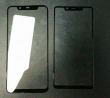 Xiaomi Mi8 —новое фото экранной панели
