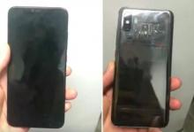 Xiaomi Mi8 замечен на видео