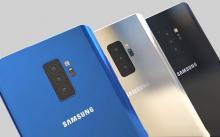 Samsung Galaxy S10 не будет первым смартфоном с 5G