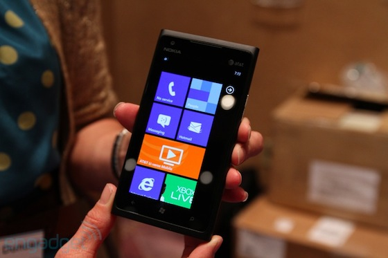 Nokia Lumia 900: First Impressions
