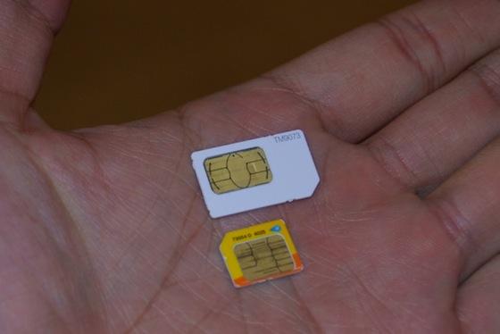 SIM-карты нового поколения