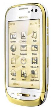 Nokia Oro: золото вечно