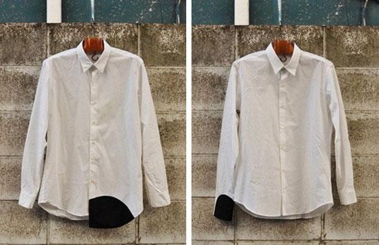 Рубашки со специальными вставками для протирания гаджетов (6 фото)