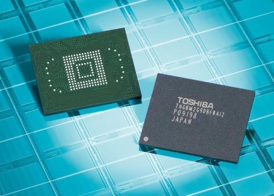 новые микросхемы флэш-памяти типа e-MMC, предназначенной для использования в широком спектре мобильных...