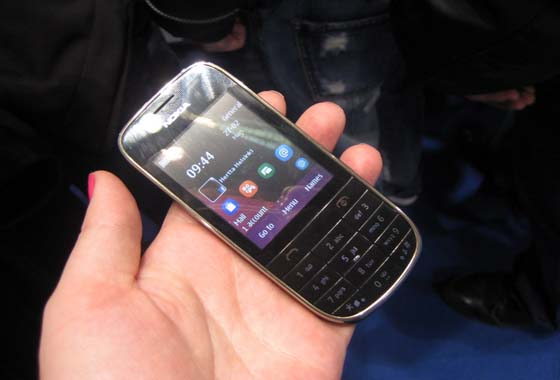 l16 [MWC 2012] Nokia has proposed a new Asha phones