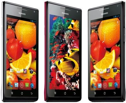 ��������������� ������ Huawei Ascend P1 �  HTC Desire C