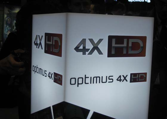 a1 [MWC 2012] Quad LG Optimus 4X HD A Closer Look