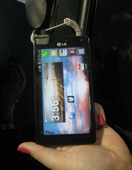 a14 [MWC 2012] Quad LG Optimus 4X HD A Closer Look