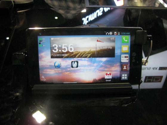 a18 [MWC 2012] Quad LG Optimus 4X HD A Closer Look