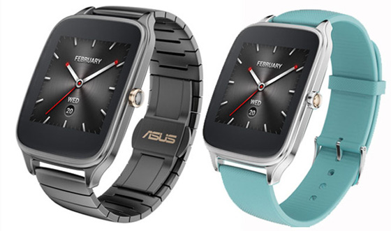 ASUS оценила умные часы ZenWatch 2 в $170