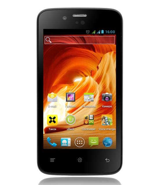 IQ440 Energie: смартфон с двумя СИМ-картами