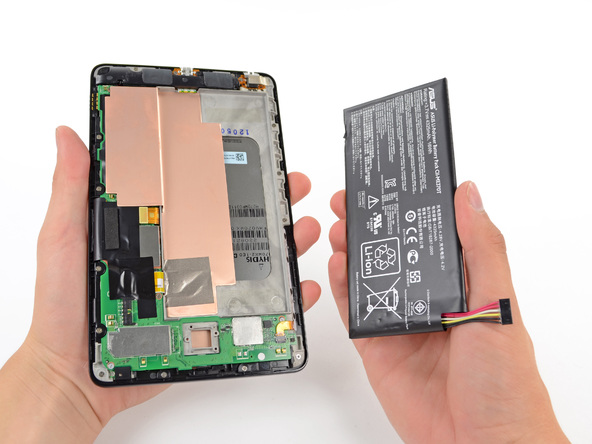 схема аккумулятора планшета