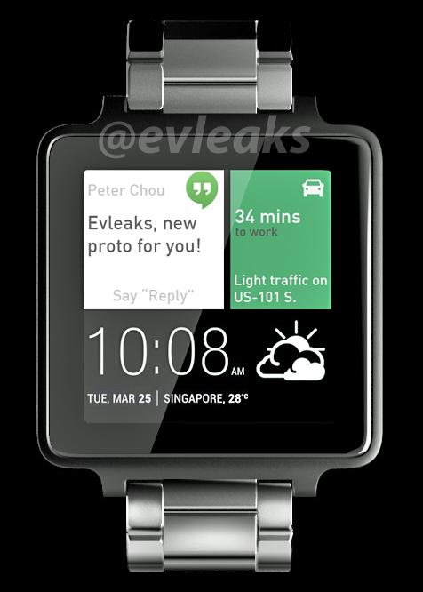 HTC Часы