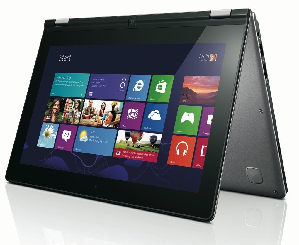 Планшет lenovo yoga tablet 3 850 16gb lte black - 3