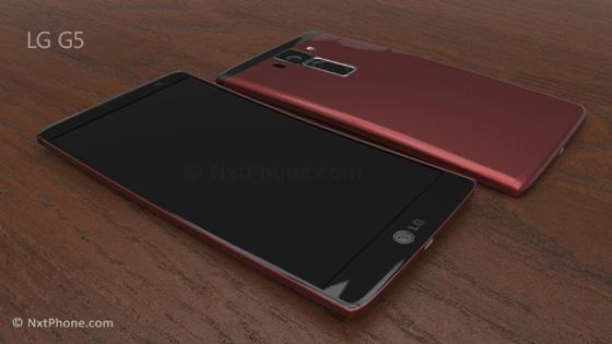 LG G5 дизайн