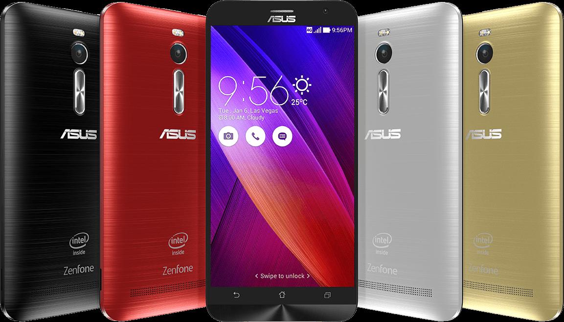 ASUS представила смартфон с256 ГБпамяти