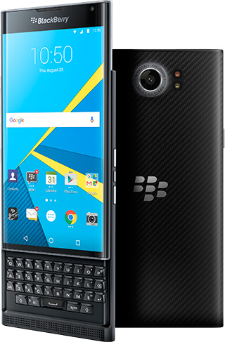 BlackBerry уходит с рынка смартфонов
