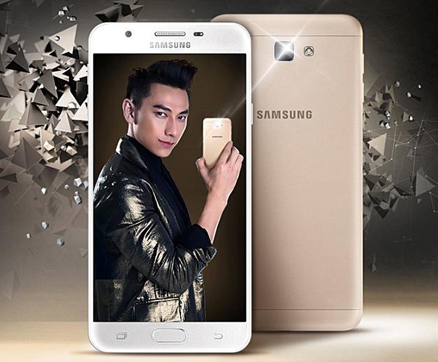 Самсунг показала 5.5-дюймовый смартфон Galaxy J7 Prime