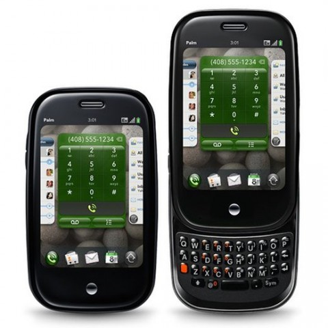 телефон Palm