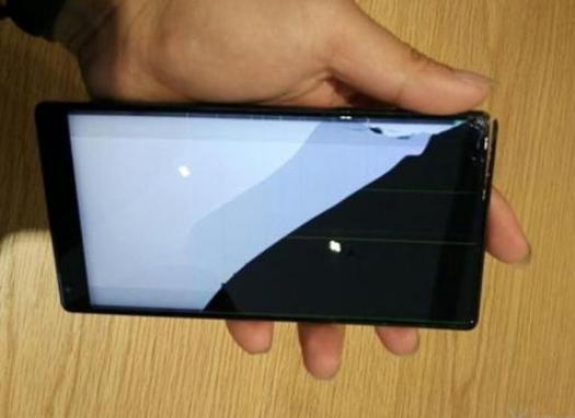 Юзеры поведали опервой проблеме сбезрамочным Xiaomi MIX