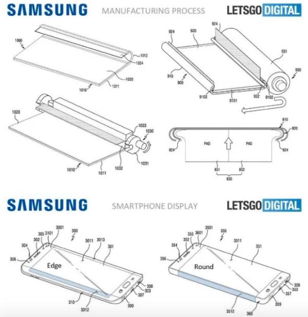сгибающийся Samsung