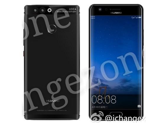 Размещены цены на мобильные телефоны Huawei P10 иP10 Plus