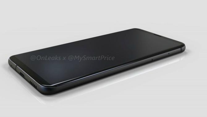 Новый смартфон LG будет оснащен первым в мире OLED FullVision дисплеем