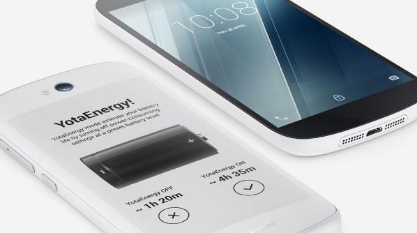 Китайская компания Coolpad начала разработку нового YotaPhone