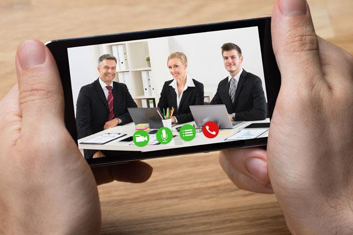 Телефон как веб-камера