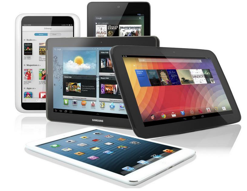 IDC: рынок планшетов вовтором квартале уменьшился, арынок телефонов - остановился