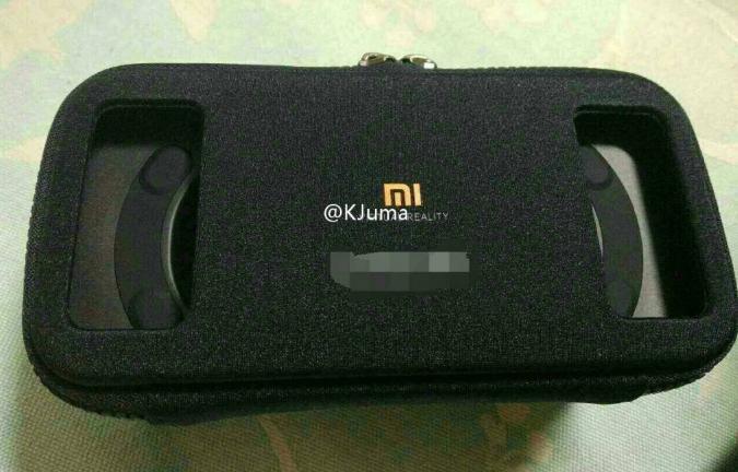 Xiaomi представила очки виртуальной реальности MiVR стоимостью $7