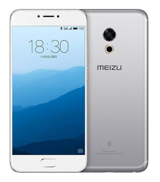 Meizu Pro 6S получил камеру Сони IMX386 иаккумулятор на3060 мАч