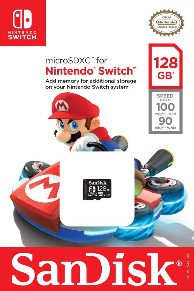 Nintendo, Western Digital