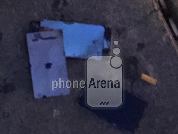 iPhone 6S загорелся