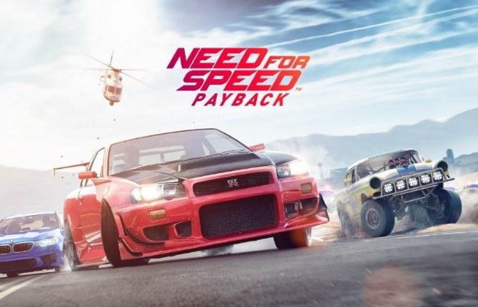 Анонсирована Need For Speed Payback