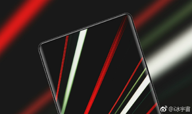 рендер Xiaomi Mi Mix 2.0