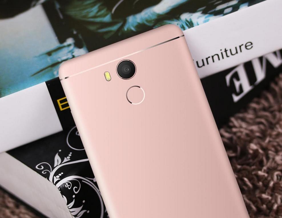 Представлен китайский бюджетный смартфон Oukitel U15 Pro