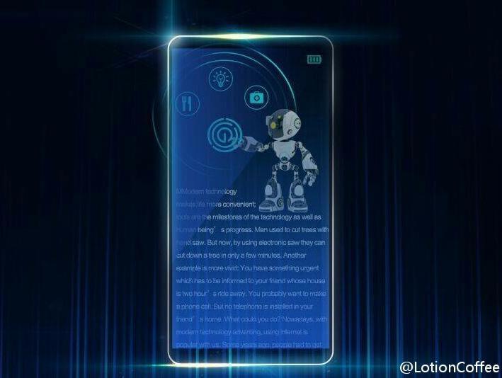 Вweb-сети появилось первое фото безрамочного Huawei Honor Magic