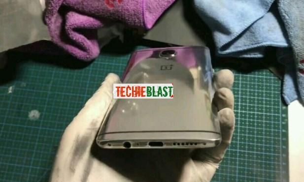 Фотографии нового телефона OnePlus 3T появились вweb-сети интернет
