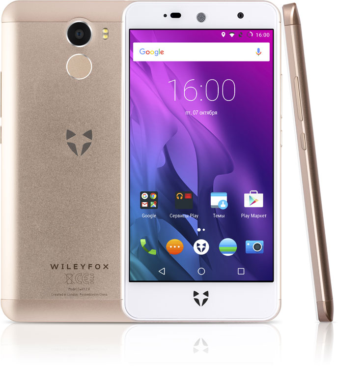 Wileyfox Swift 2 X