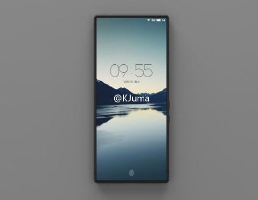 Meizu работает над безрамочным конкурентом Xiaomi MiMix