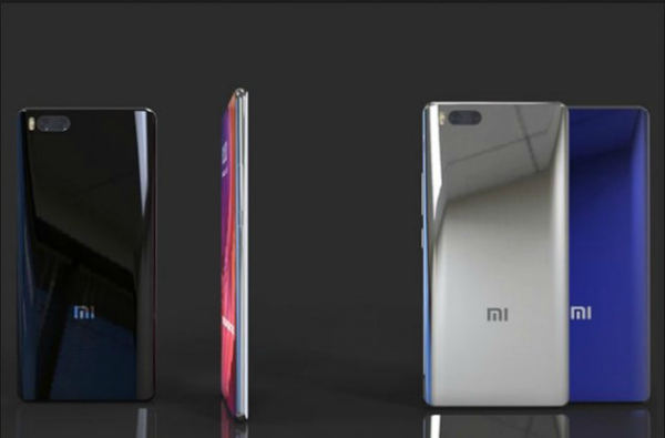 Xiaomi Mi7 рендер