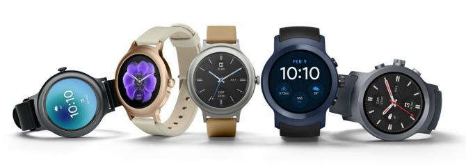 LG Watch Sport и Style