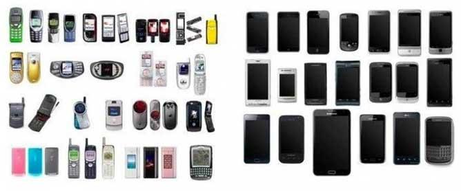 Выбрать телефон по дизайну