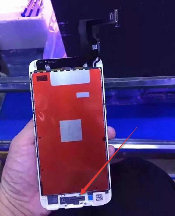 Размещены фотографии iPhone 7 вразрешении 12 МП