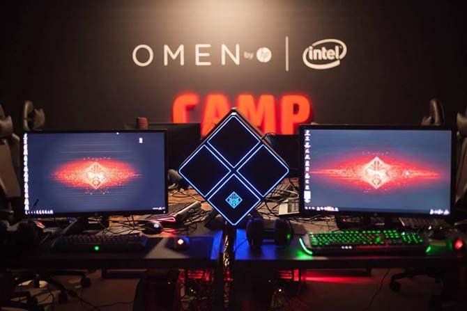 HP, OMEN CAMP