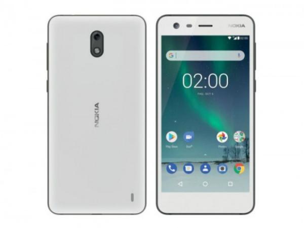 Nokia 2 рендер