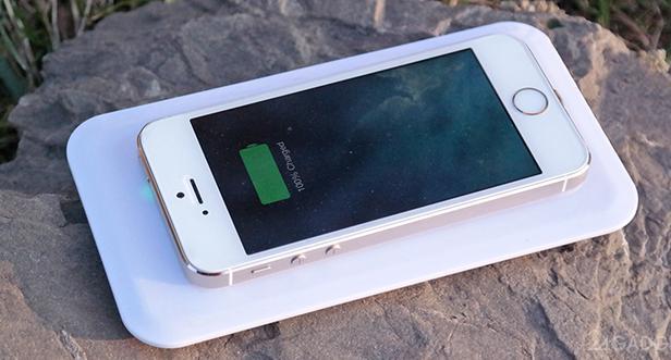 IPhone 8 можно будет заряжать нарасстоянии